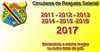Circulares de Reajuste Salarial