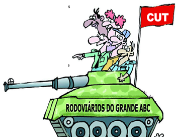 NOSSA GUERRA É CONTRA A EXPLORAÇÃO!